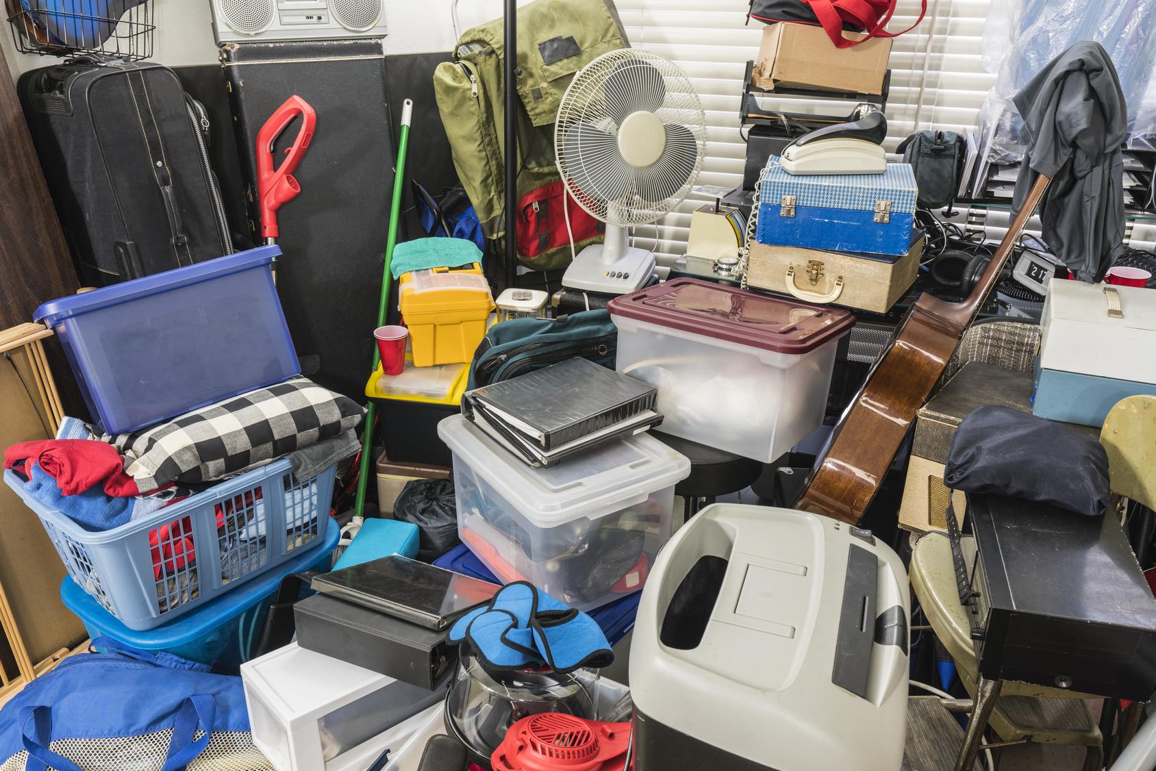 Big Mess Clutter