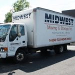 Moving Van Mid-West Moving & Storage