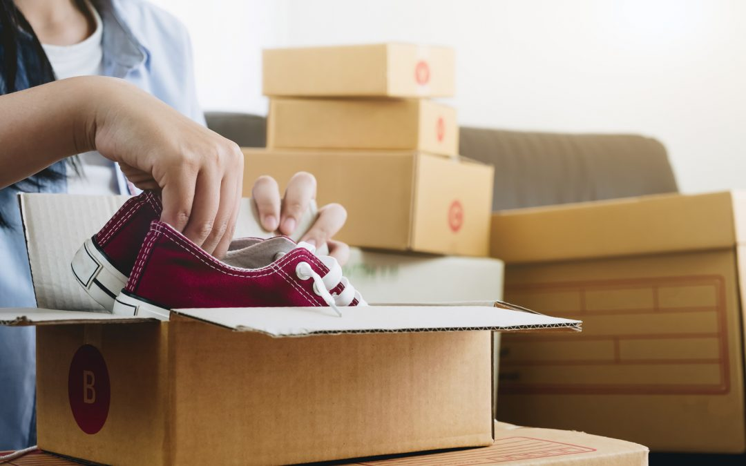 Shoe Packing Hacks to Use Before Moving