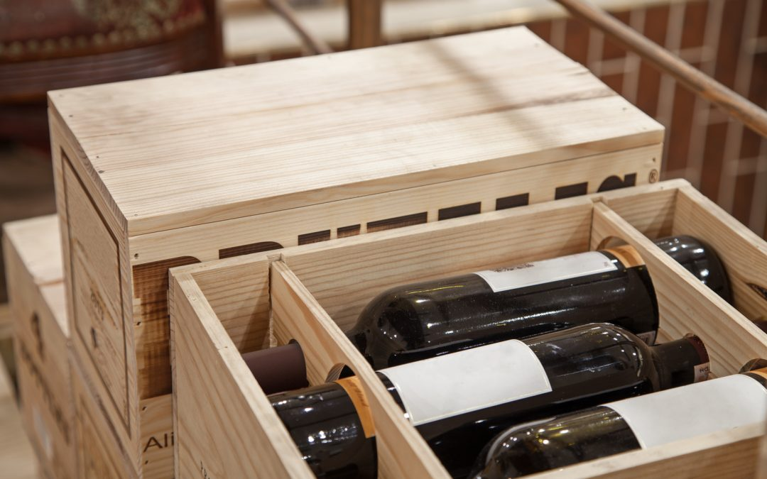 How to Safely Pack Wine Bottles