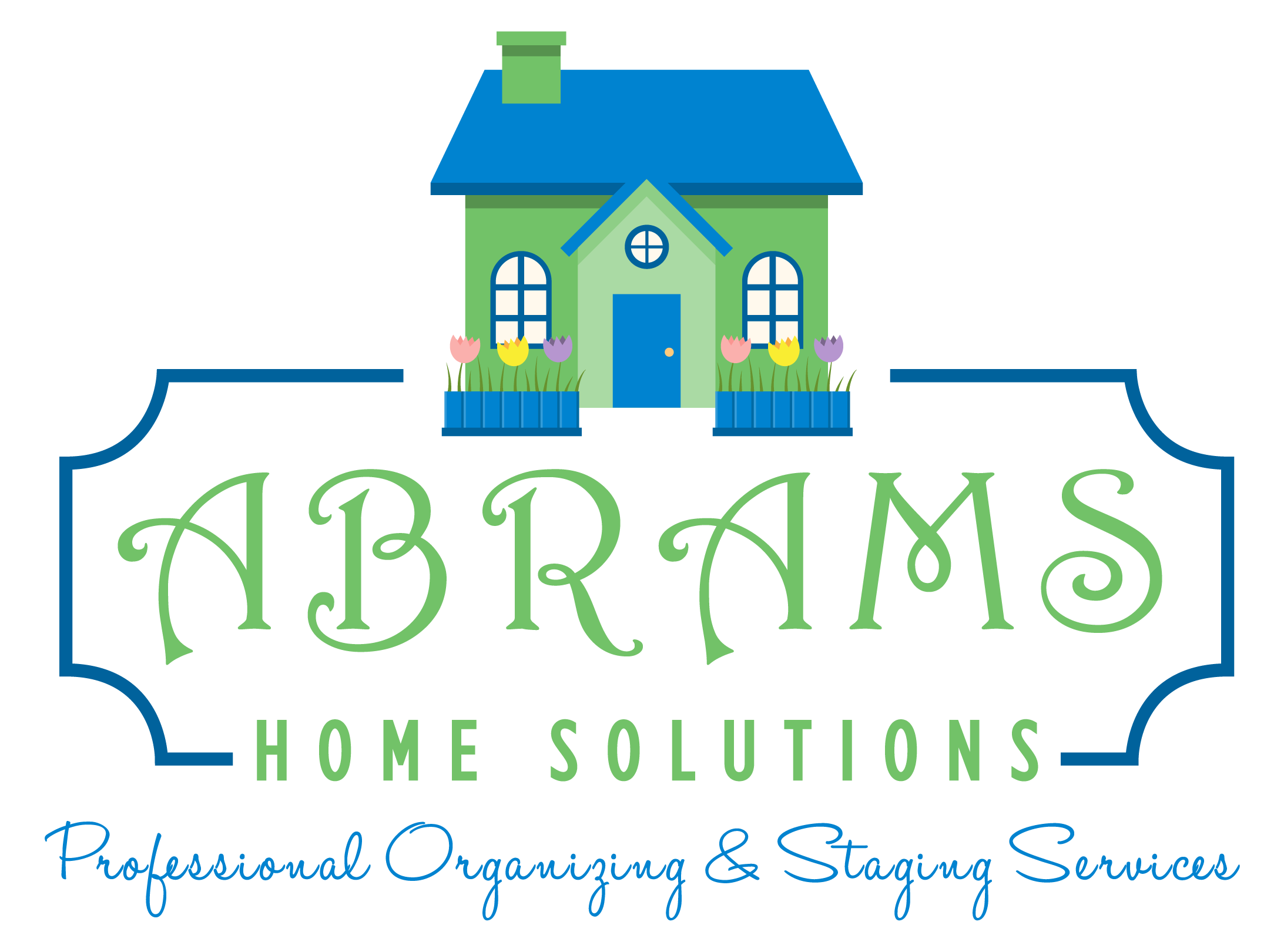Abrams Home Solutions Logo