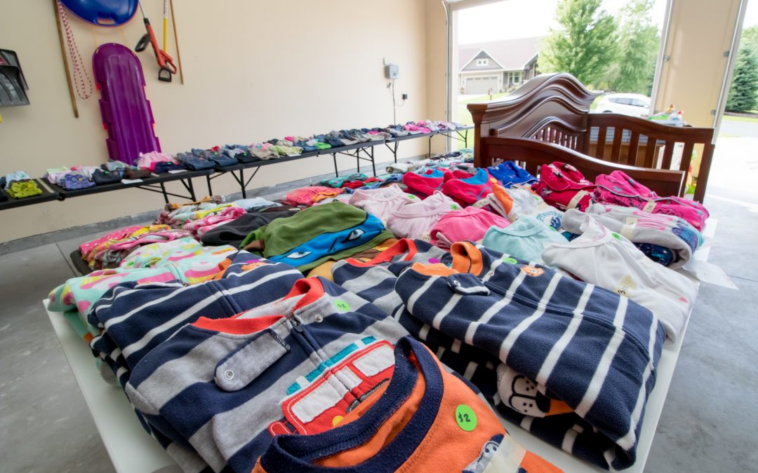 9 Places to Donate Your Clothes When Moving