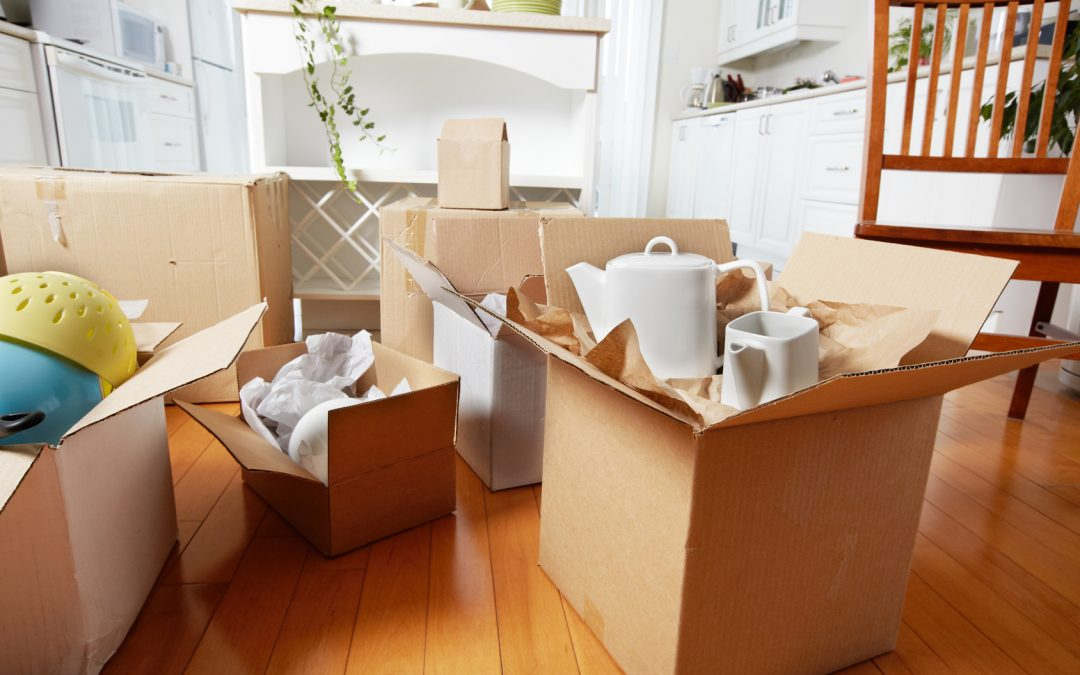 The Best Way to Unpack After a Move