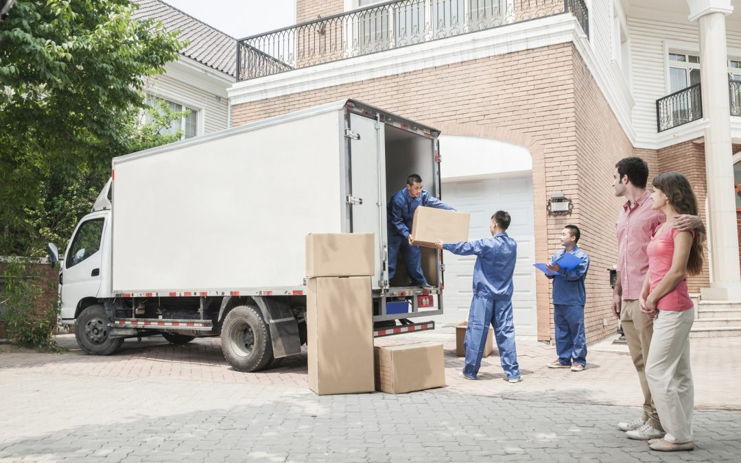6 Problems to Avoid on Moving Day