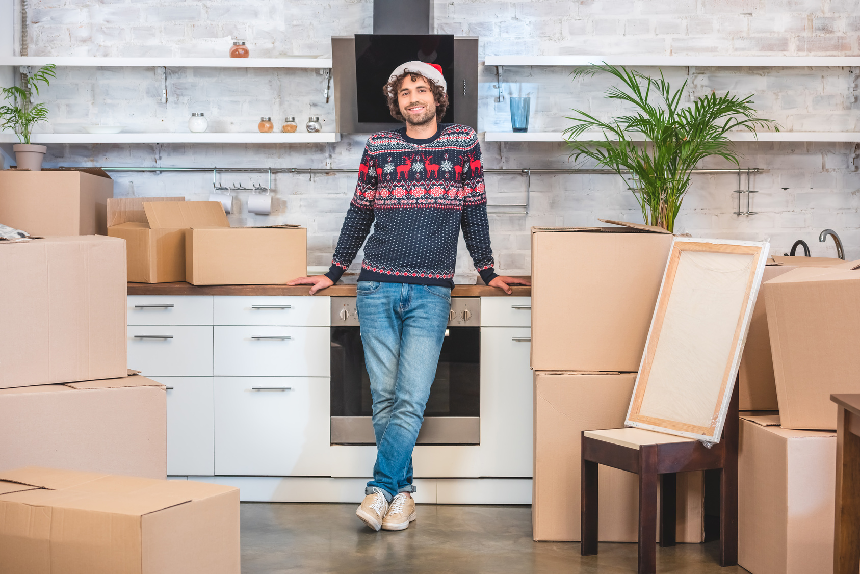 Happy-Man-Moving-During-Holidays