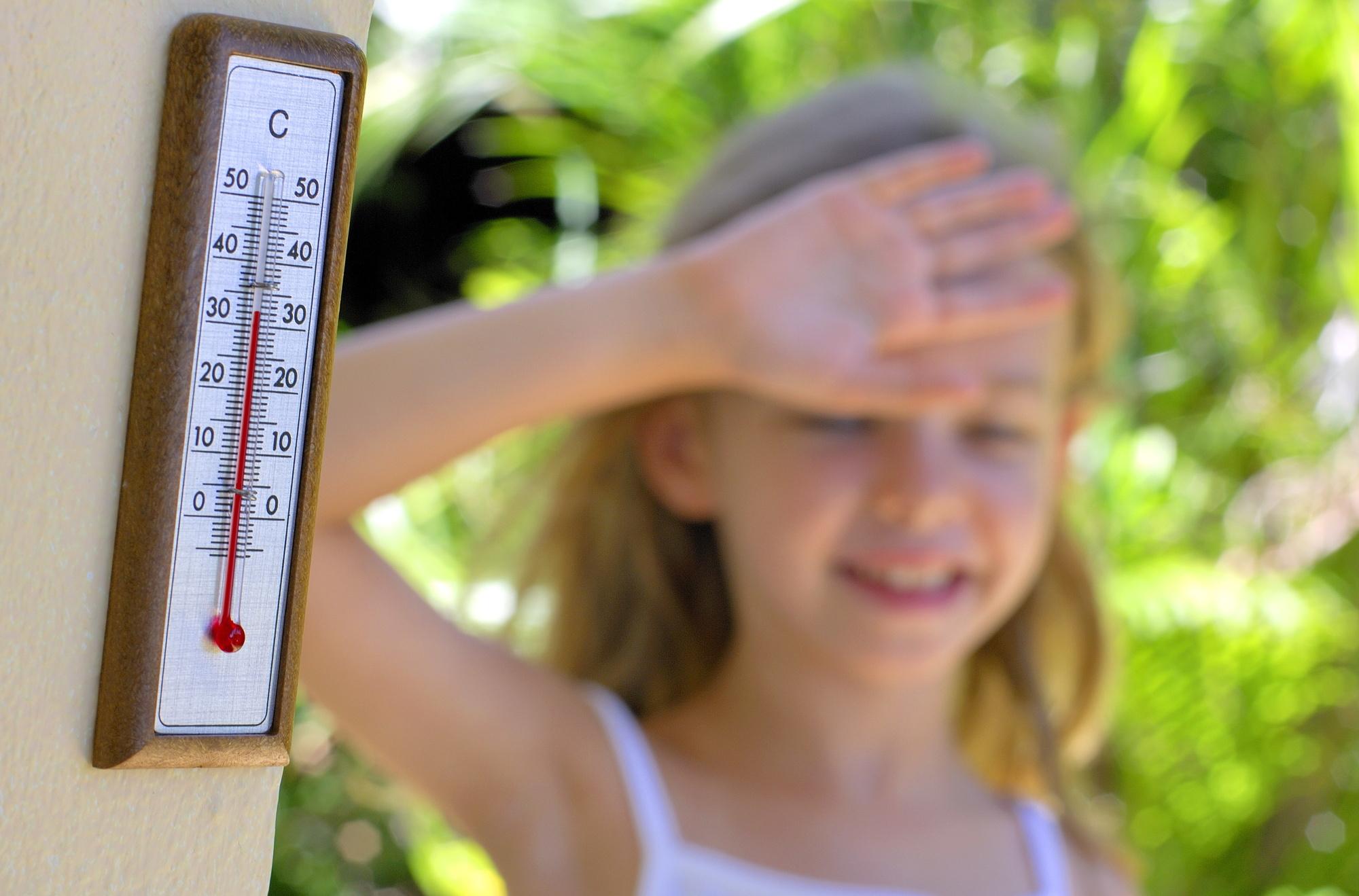 Summer Heat Girl Hot