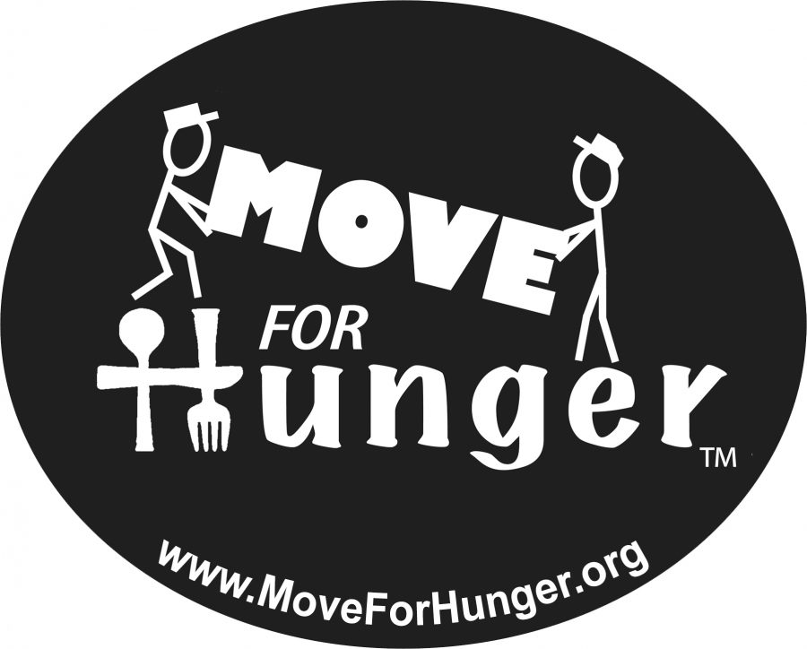 Fill a Truck Food Drive 2019 for Move for Hunger