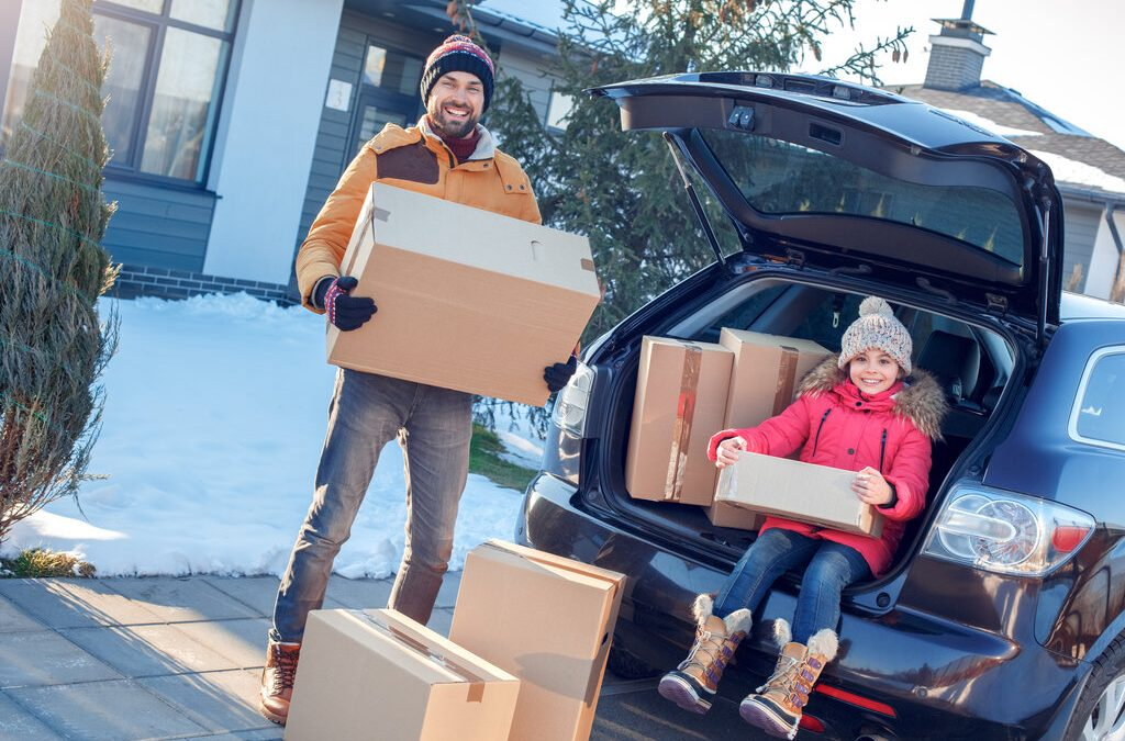 7 Benefits of Moving in the Winter