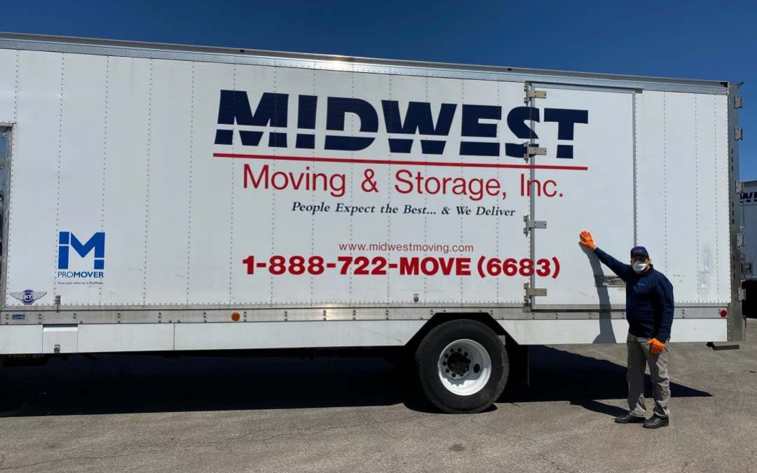 Mid-West Moving & Storage Honored with a 2021 AABE from the Daily Herald Business Ledger