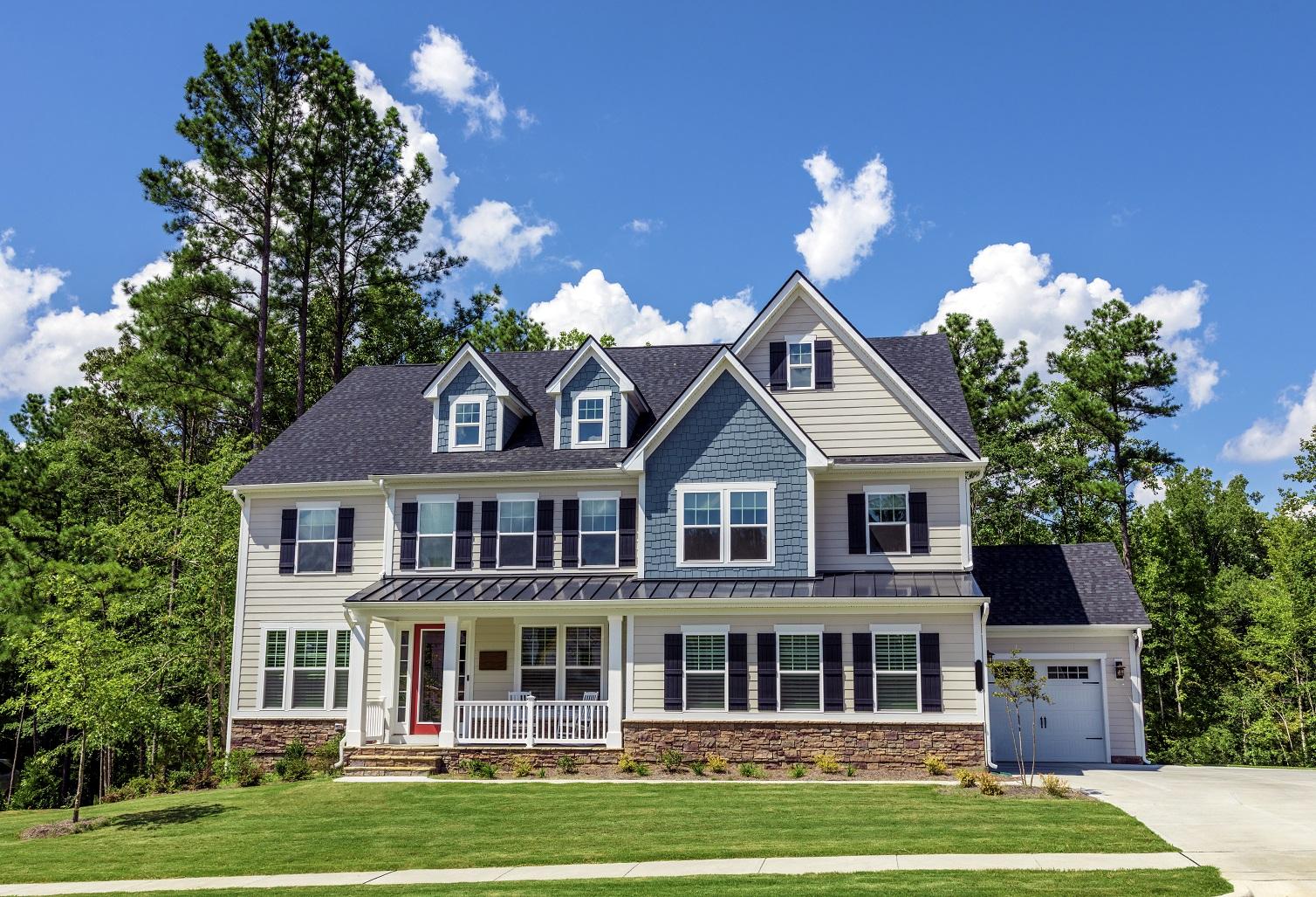 Beautiful newly built house